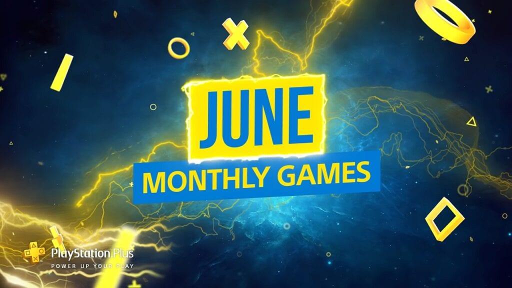 PlayStation Plus June