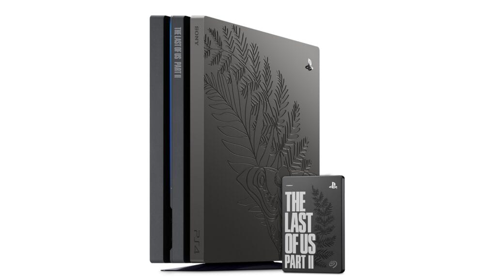 The Last Of Us Part 2 Reveals Special Edition PS4 Pro Based On Ellie's Tattoo (VIDEO)