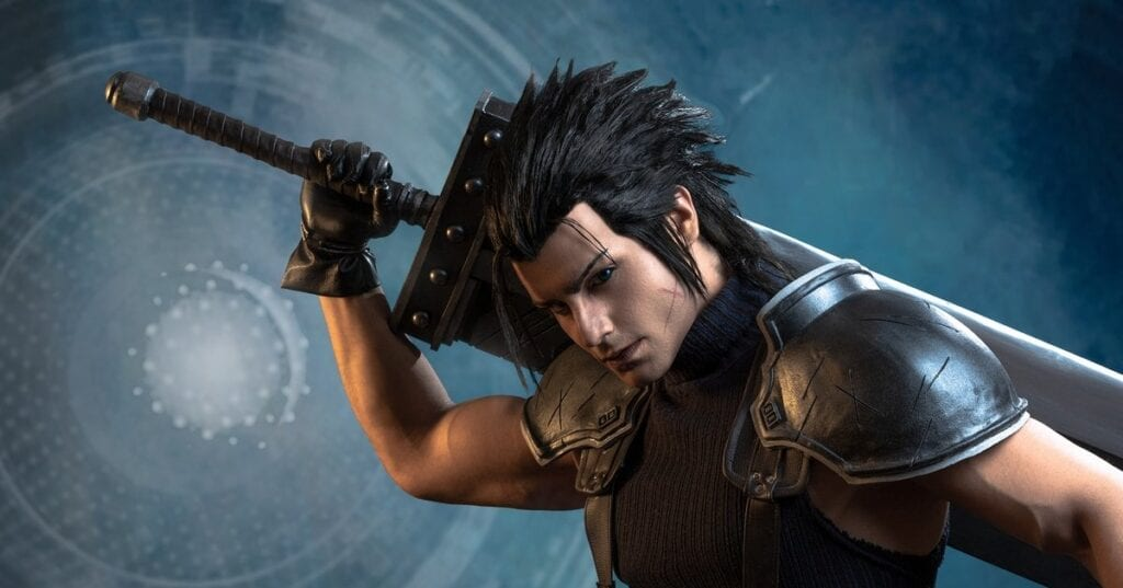 Final Fantasy VII Zack Cosplay Is Quite Fairly Detailed