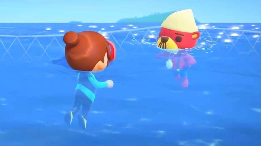 Animal Crossing New Horizons Summer Update Wave 1