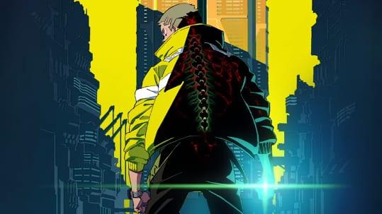 Cyberpunk 2077 Edgerunners Anime Netflix