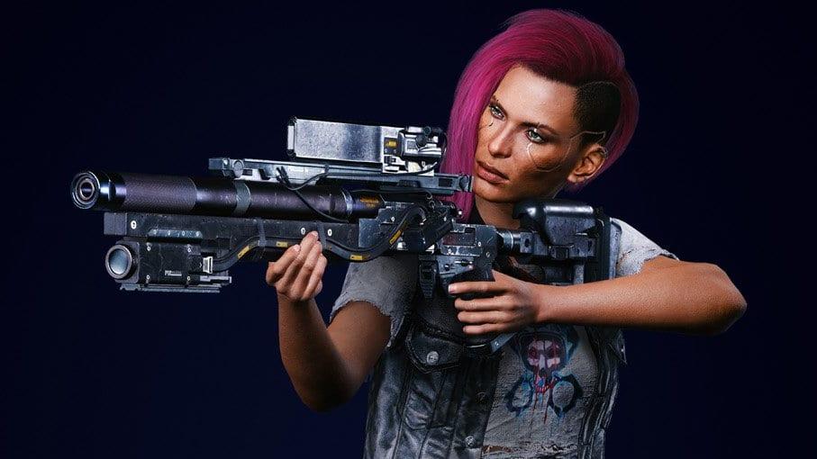 Cyberpunk 2077 Nomads Badlands