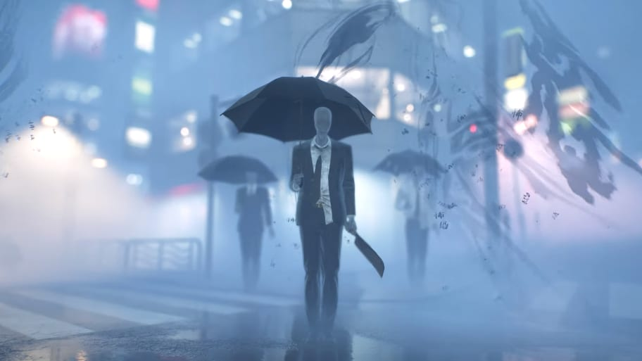 Ghostwire Tokyo Gameplay