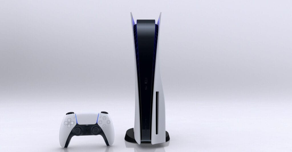 PlayStation 5 console design