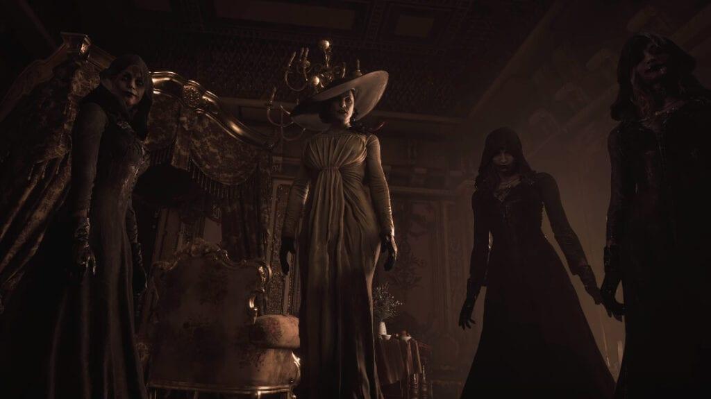 Resident Evil 8 Reveal Trailer Capcom