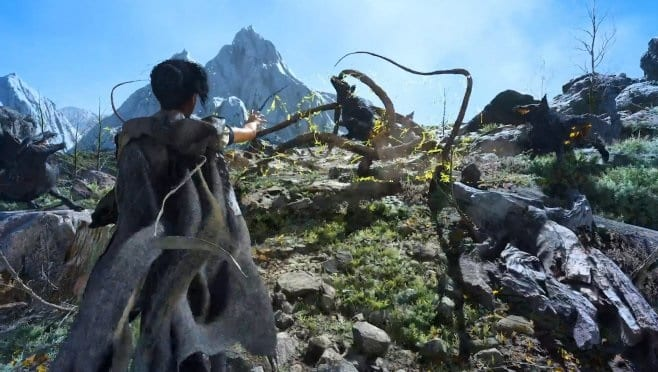 Project Athia Square Enix Game Revealed For PS5 (VIDEO)