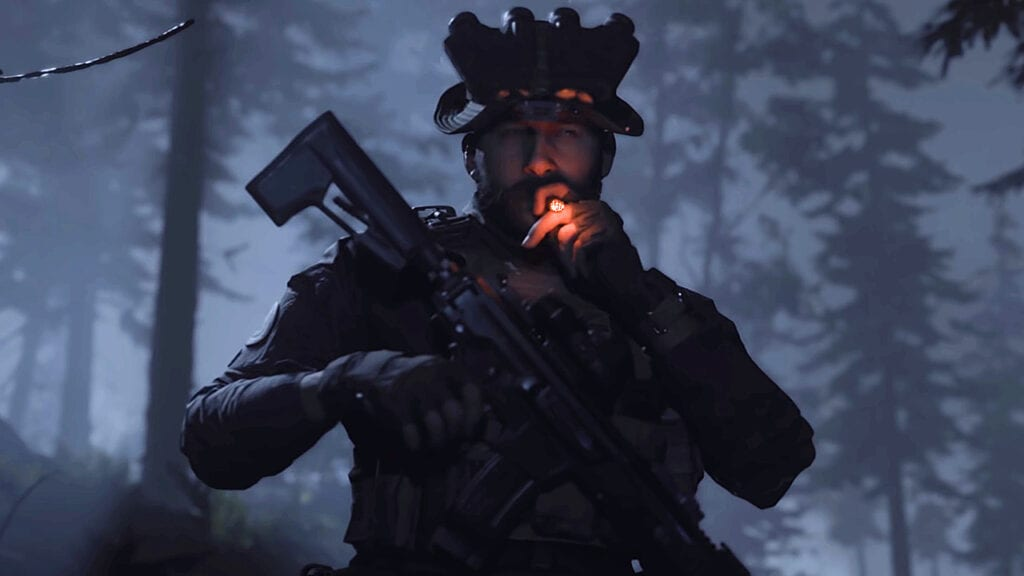 Call of Duty: Modern Warfare Captain Price