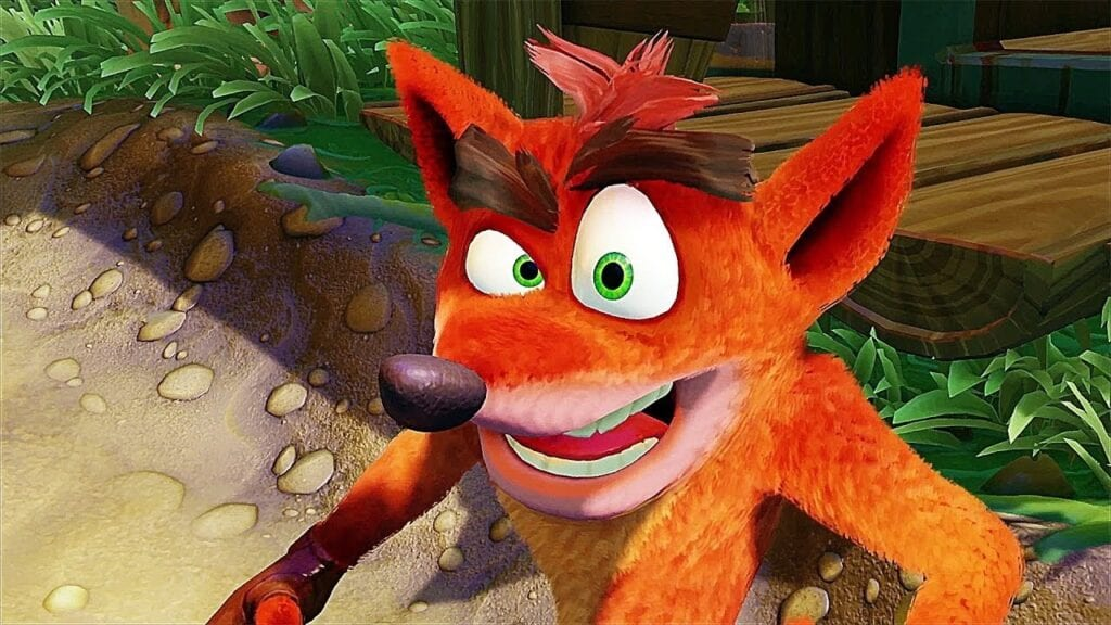 Crash Bandicoot 4 Images
