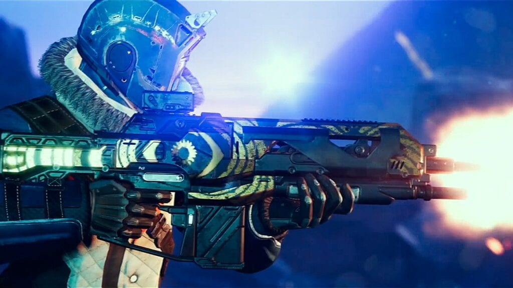 "Destiny 2's New 'Stasis' Damage Type Is ""A Big Deal,"" Says Bungie"