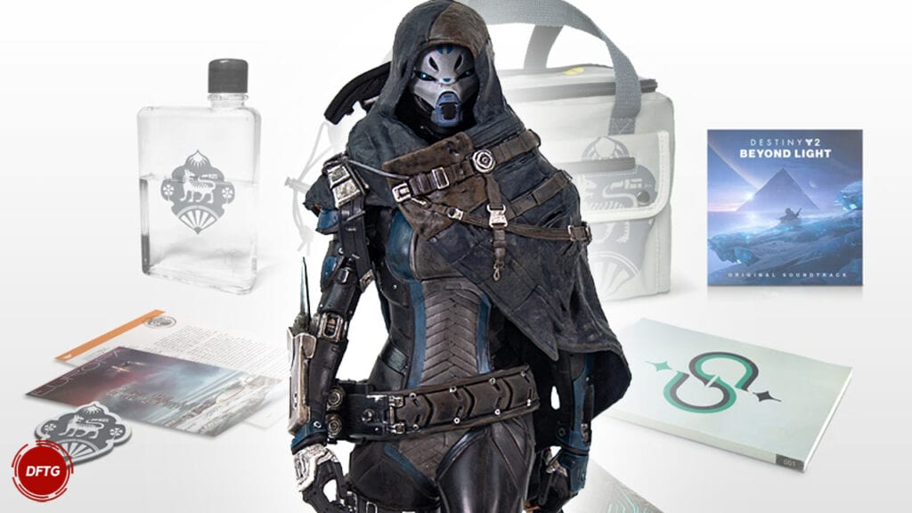 Destiny 2: Beyond Light Collector's Stranger Edtion
