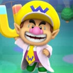 dr mario world baby wario