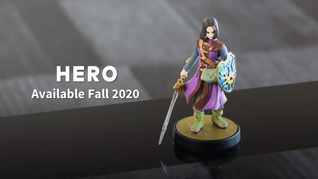Dragon Quest XI 11 Hero Amiibo