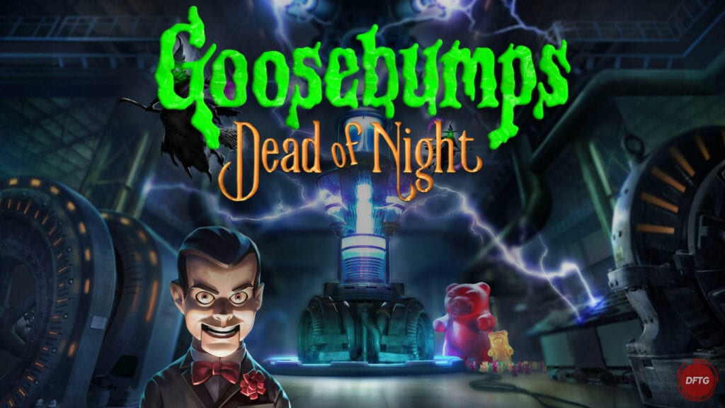 goosebumps dead of night