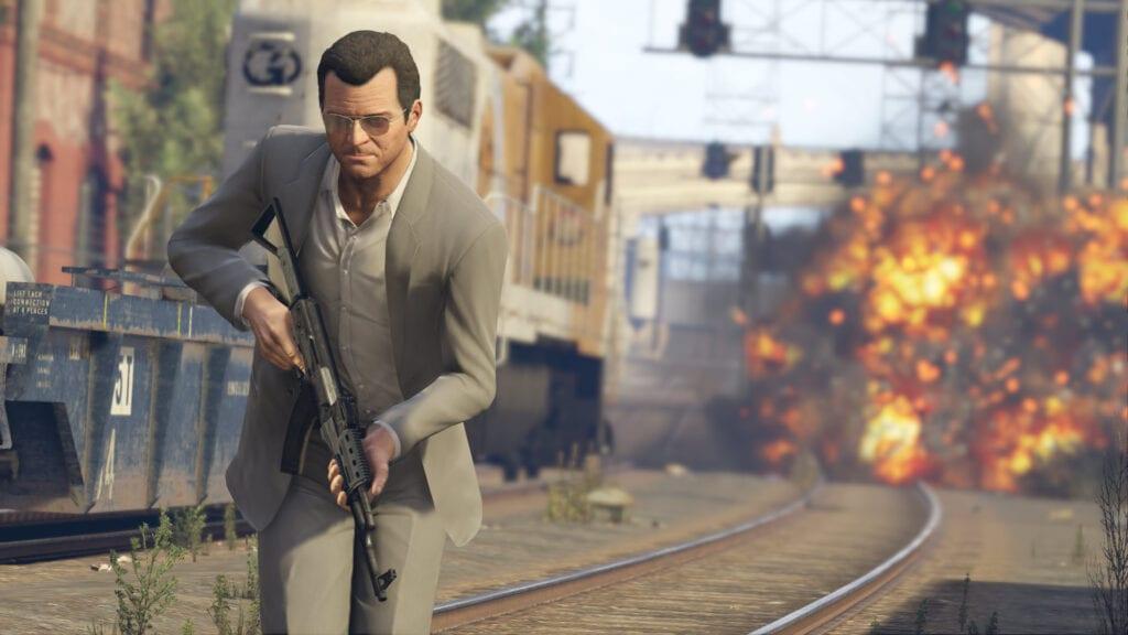 Grand Theft Auto V PlayStation