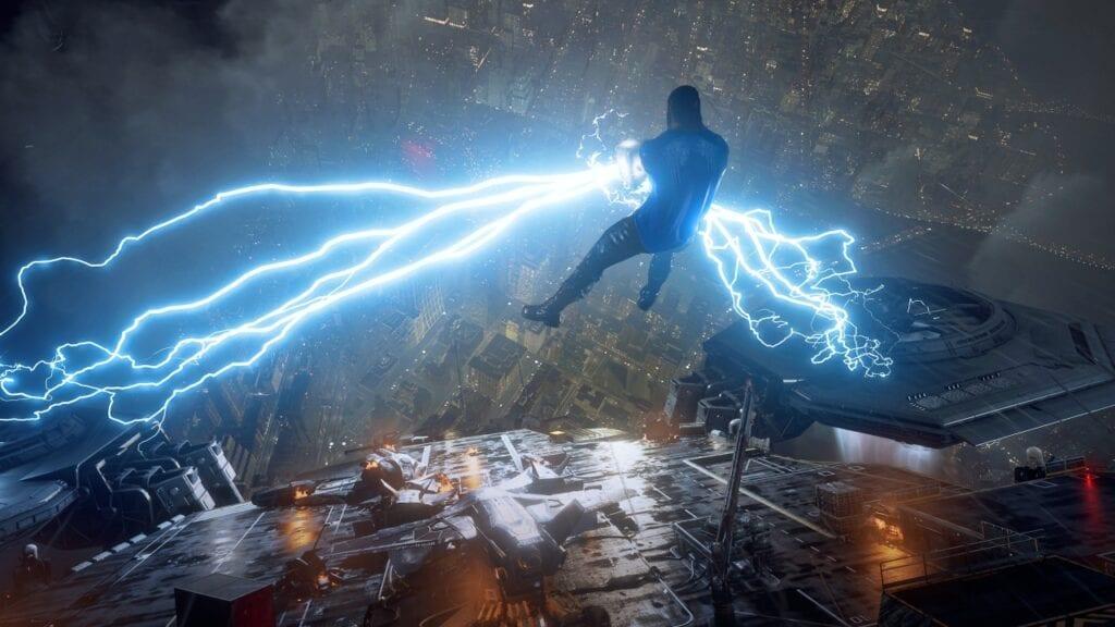 Marvel's Avengers Thor Helicarrier