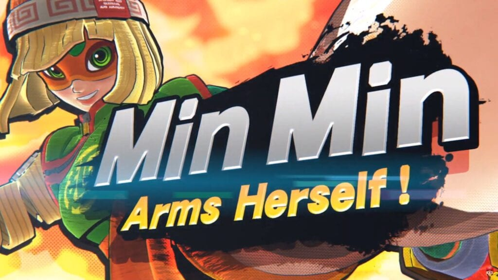 ARMS Fighter Min Min Confirmed As Next Super Smash Bros. Ultimate Character (VIDEO)