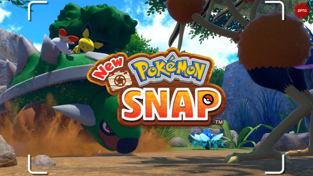 new pokemon snap nintendo switch