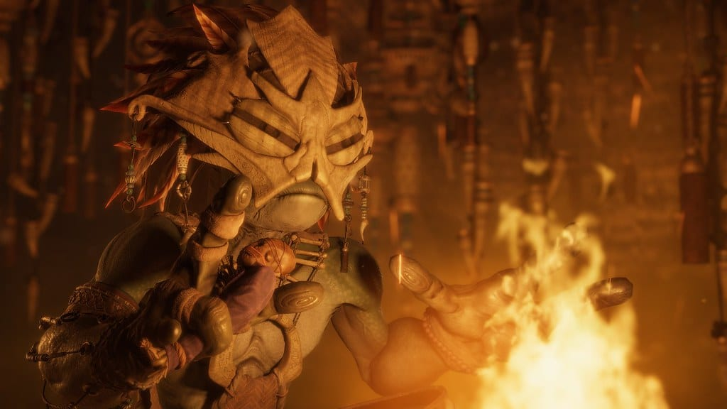 Oddworld Soulstorm Abe's Exoddus remake