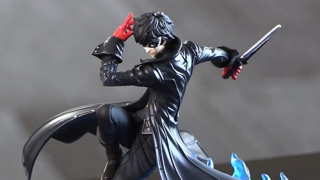 Persona 5 Joker Amiibo