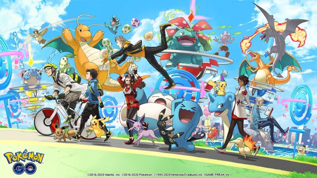 Pokemon GO studio Niantic