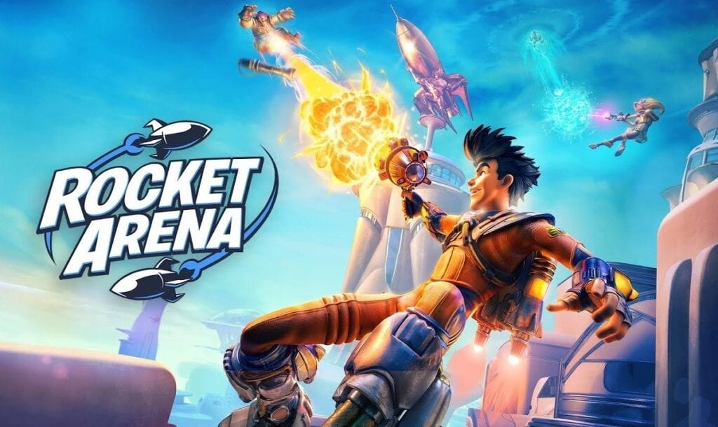 Rocket Arena Officially Revealed In Explosive New Gameplay Trailer (VIDEO)
