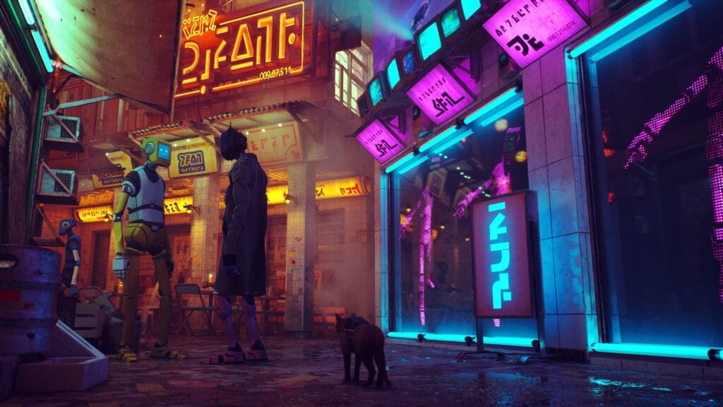 Stray HK Project PS5