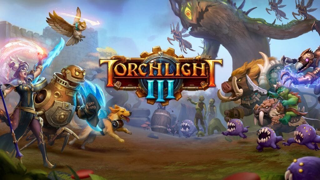 Torchlight III Now Available On Steam Via Early Access (VIDEO)