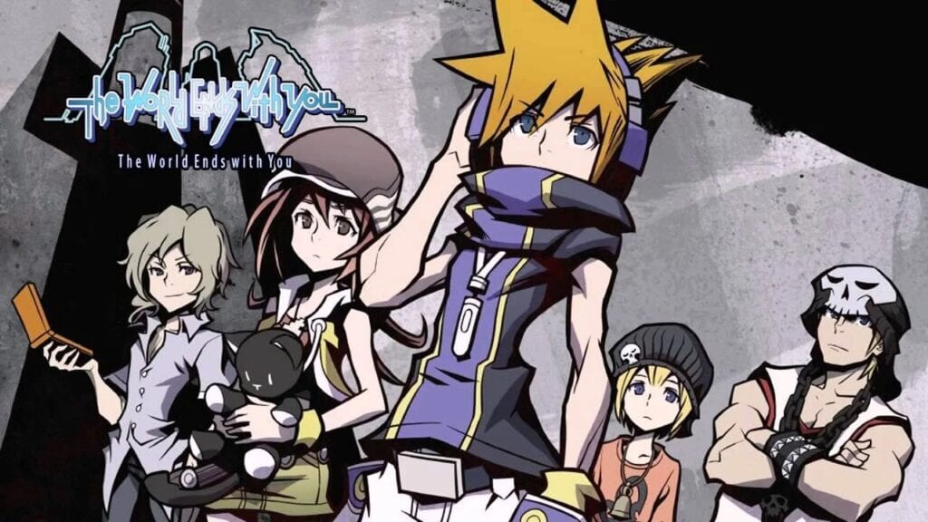 The World Ends With You Anime Officially Announced By Square Enix