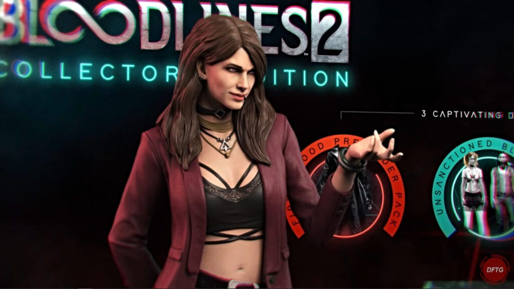 vampire the masquerade bloodlines 2 collector's edition