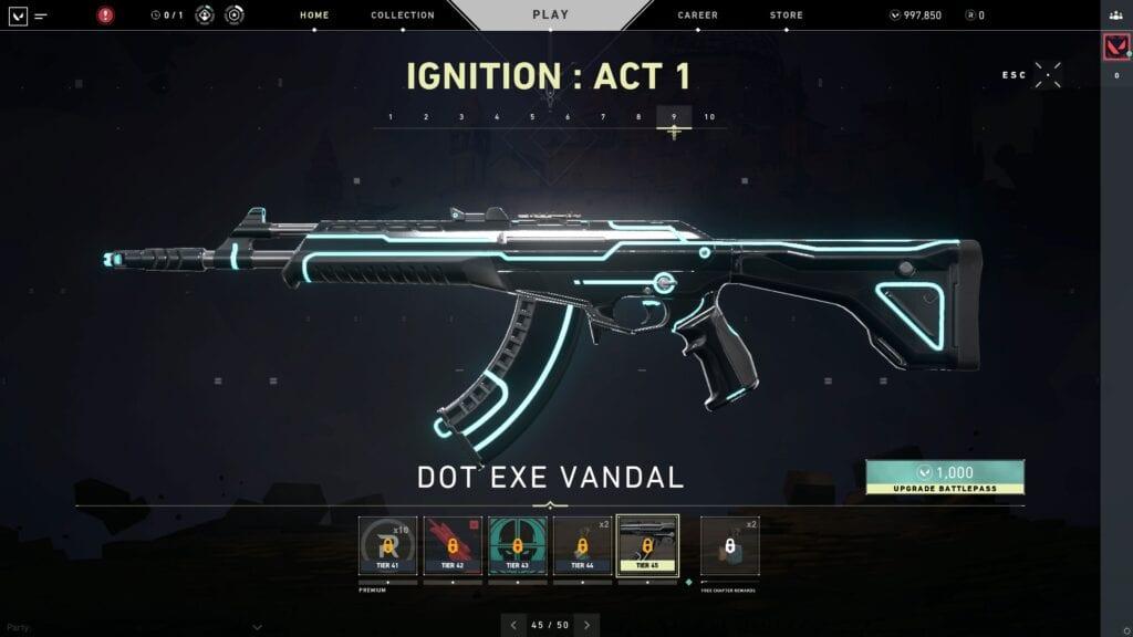Valorant 'Ignition' Battle Pass Details Revealed