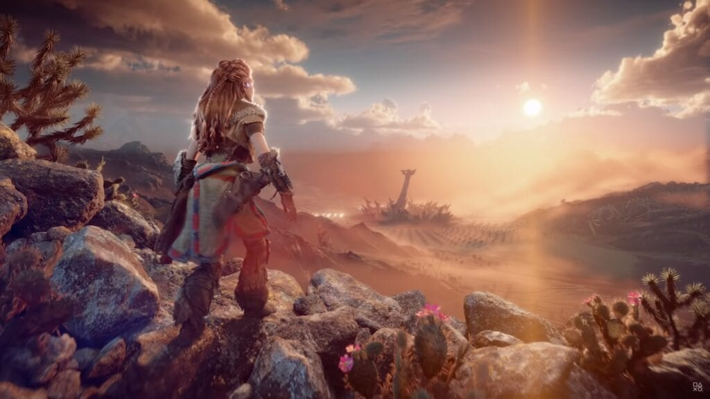 """Horizon Forbidden West Features """"Virtually No Loading Screens,"""" Other Details Revealed (VIDEO)"""