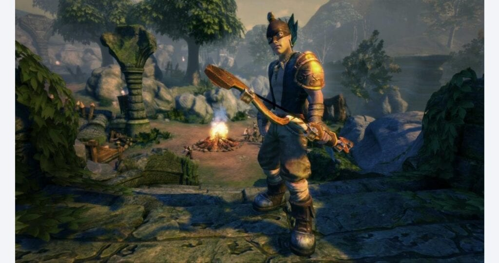 Fable trademark