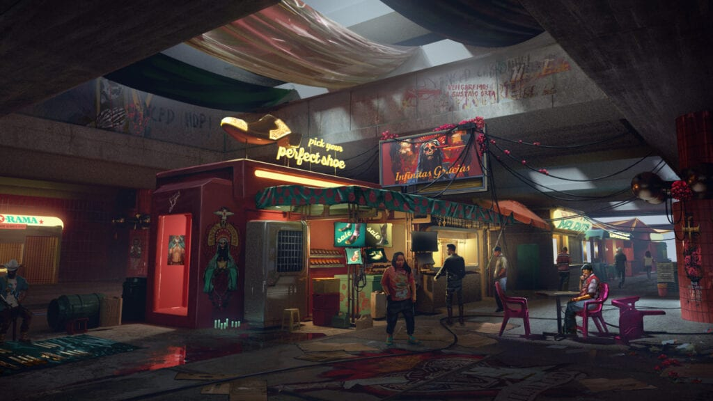 Cyberpunk 2077 Heywood District