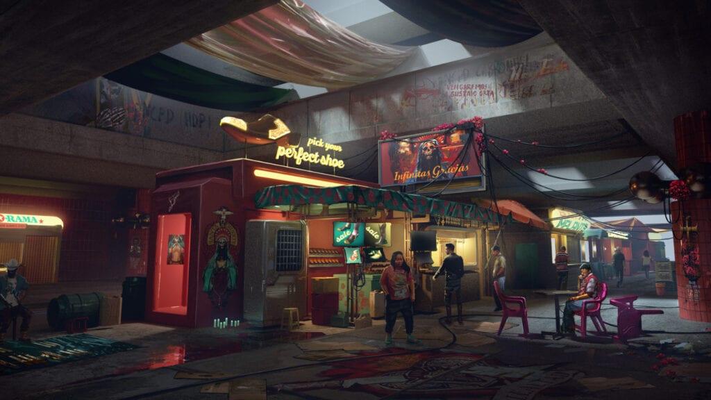 Cyberpunk 2077 Heywood District
