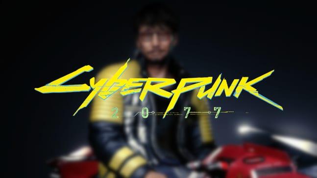 Cyberpunk 2077 Hideo Kojima Death Stranding PC