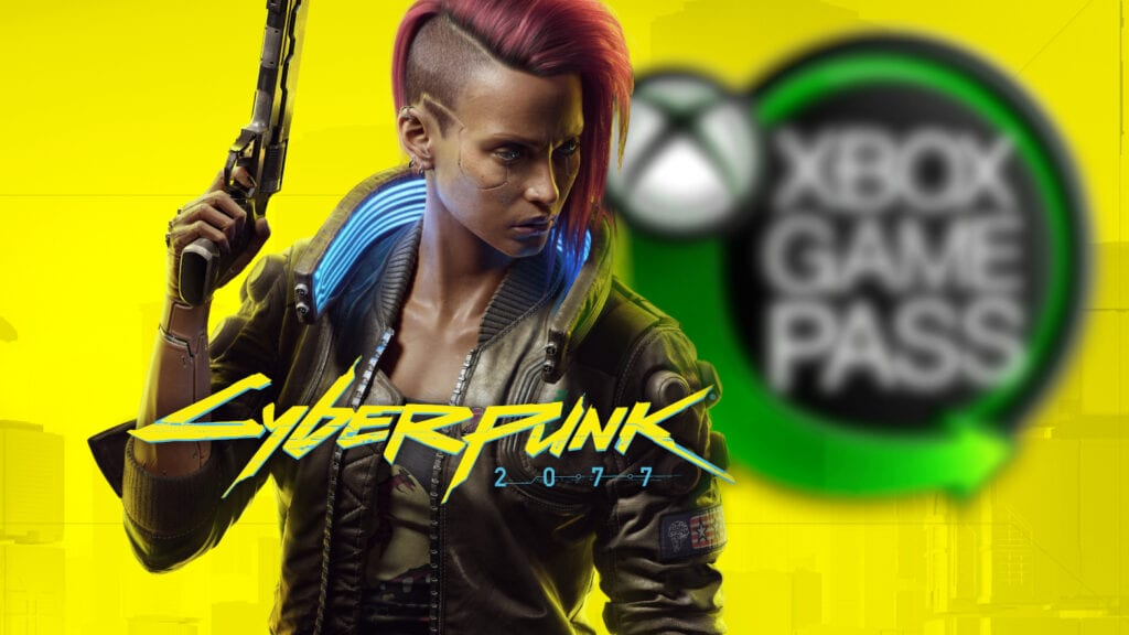 Cyberpunk 2077 Xbox Game Pass