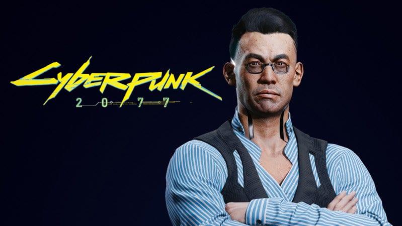 Cyberpunk 2077 Yorinobu Arasaka