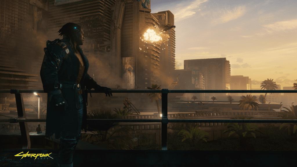 Cyberpunk 2077 Big City Dreams