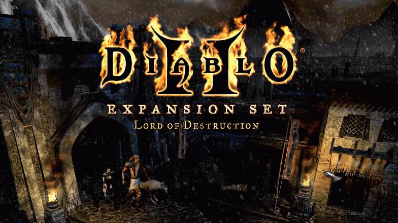 Diablo II Upscaled 4k 60FPS
