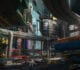 Cyberpunk 2077 Night City Watson District
