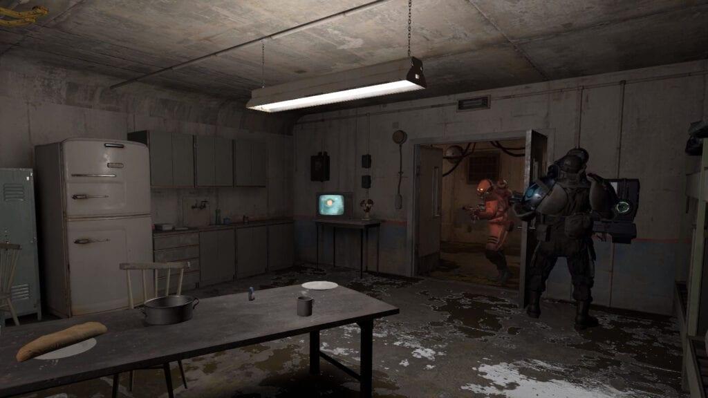 Half-life Alyx GoldenEye mod