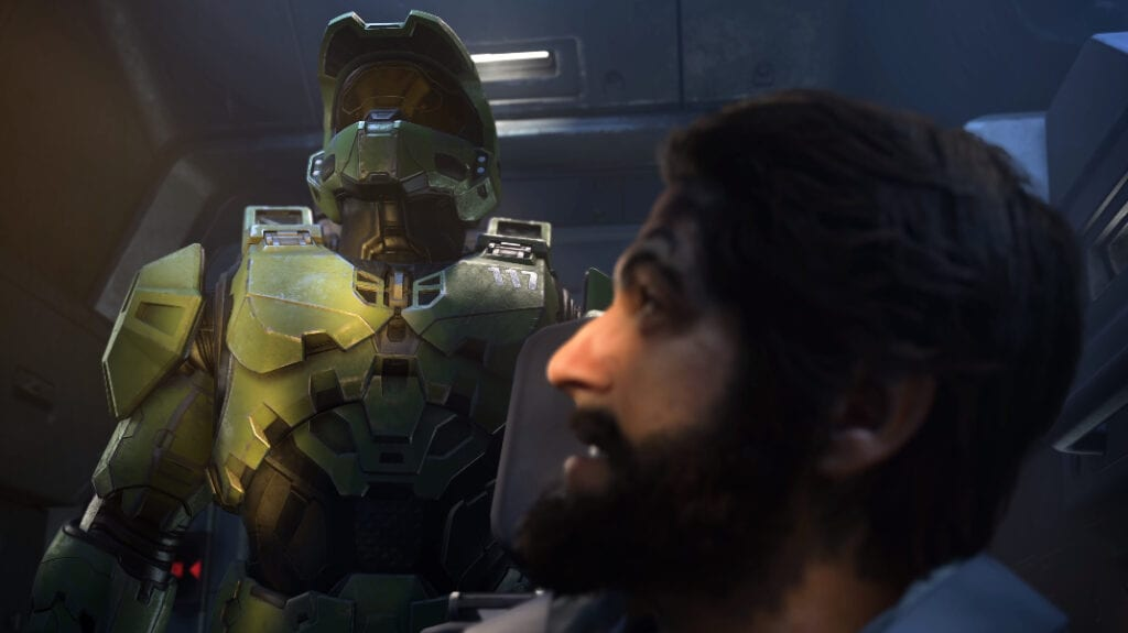 Halo Infinite Multiplayer Rumor