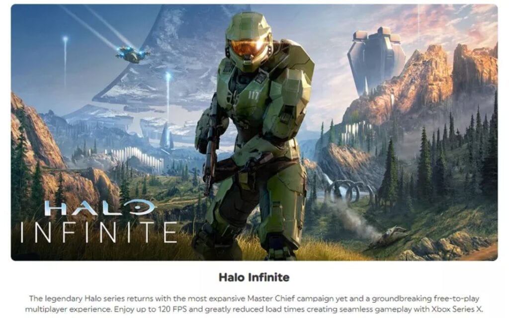 Halo Infinite Rumor Multiplayer
