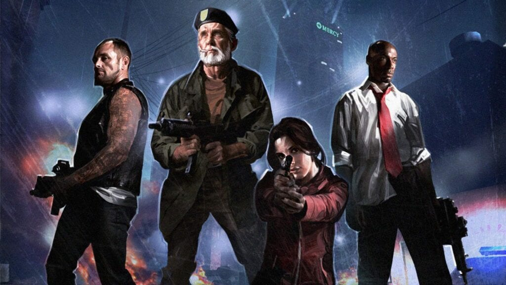 Left 4 Dead Creators Reveal Concept For Upcoming Zombie Game, Back 4 Blood