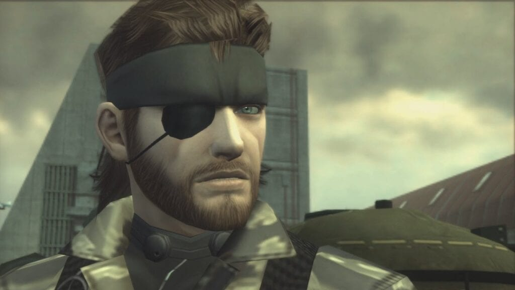 Solid Snake Cameo Logic