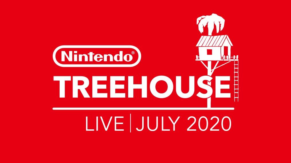Nintendo Treehouse Live July 10th