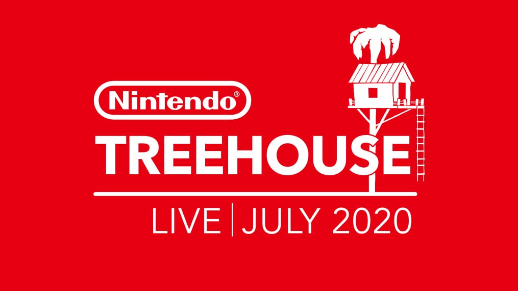 Nintendo Treehouse Live July 10th