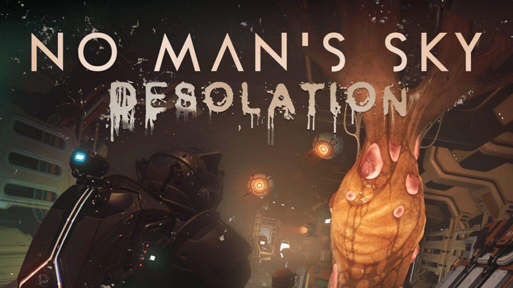 No Man's Sky Desolation