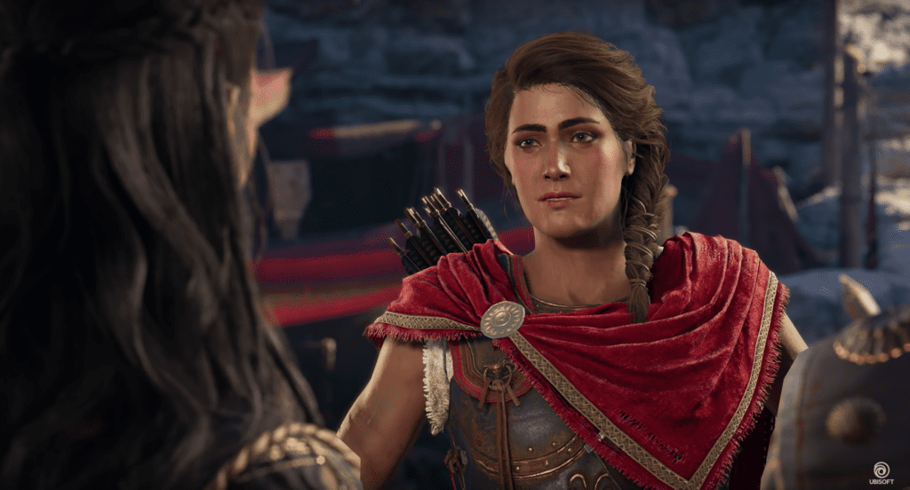 Assassin's Creed female lead characters