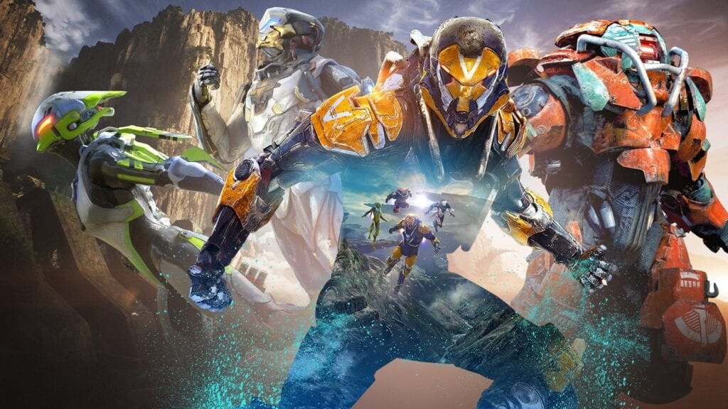Anthem Next: Loot And Weapon Changes Detailed By BioWare